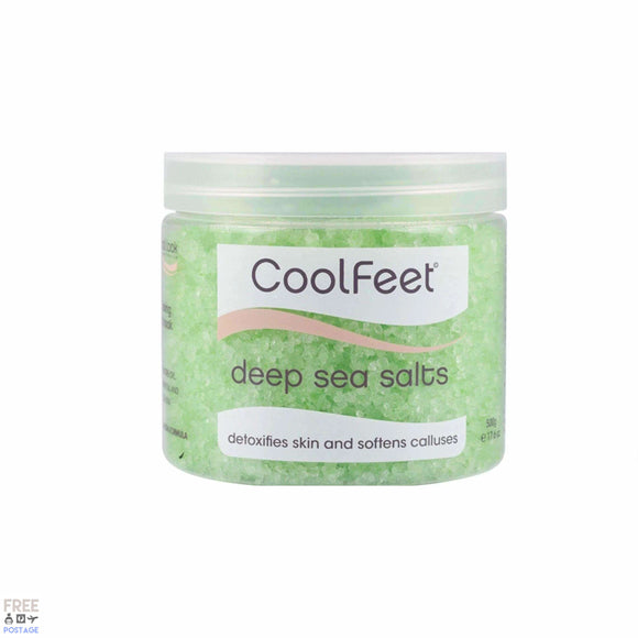 Natural Look Cool Feet Deep Sea Salts 500g $13.5 Foot Scrubs Natural Look 9319337062324 Shop Cosmetics Online Glamabox Cosmetix ☆ Best Beauty Brands! Shop Skincare, Haircare & Makeup. Find all of your Beauty needs right here. Shop Makeup with Afterpay✓ Humm✓ Laybuy✓ Free Shipping*