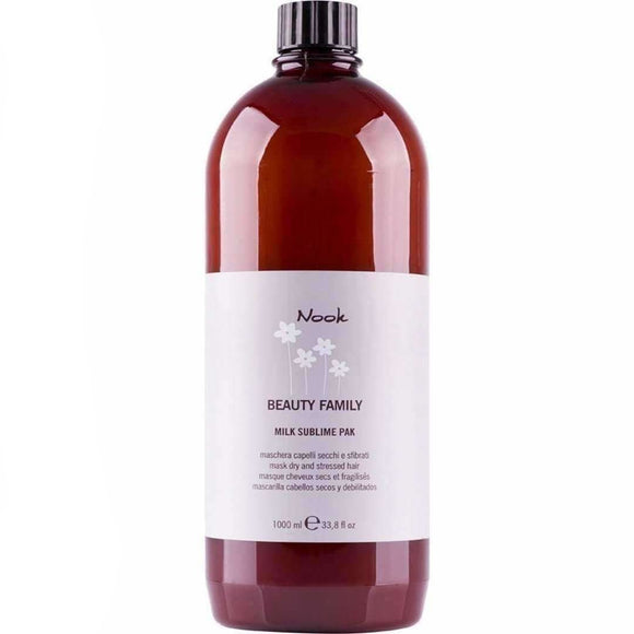 Nook Beauty Family Milk Sublime Pak Dry & Stressed Hair Mask 1L $39.99 Conditioner Nook  Shop Cosmetics Online Glamabox Cosmetix ☆ Best Beauty Brands! Shop Skincare, Haircare & Makeup. Find all of your Beauty needs right here. Shop Makeup with Afterpay✓ Humm✓ Laybuy✓ Free Shipping*