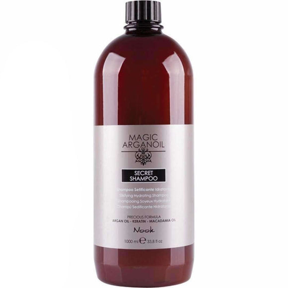 Nook Magic Argan Oil Secret Shampoo 1L $40.99 Shampoo Nook  Shop Cosmetics Online Glamabox Cosmetix ☆ Best Beauty Brands! Shop Skincare, Haircare & Makeup. Find all of your Beauty needs right here. Shop Makeup with Afterpay✓ Humm✓ Laybuy✓ Free Shipping*