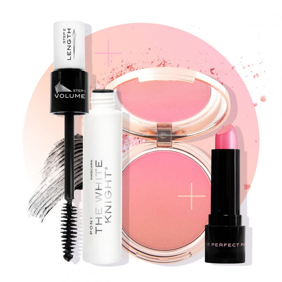 PONi - Make You Blush Bundle $85 BUNDLE PONi  Shop Cosmetics Online Glamabox Cosmetix ☆ Best Beauty Brands! Shop Skincare, Haircare & Makeup. Find all of your Beauty needs right here. Shop Makeup with Afterpay✓ Humm✓ Laybuy✓ Free Shipping*
