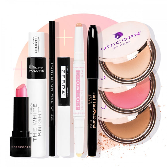 PONi - Beauty Essential Bundle $184.8 BUNDLE PONi  Shop Cosmetics Online Glamabox Cosmetix ☆ Best Beauty Brands! Shop Skincare, Haircare & Makeup. Find all of your Beauty needs right here. Shop Makeup with Afterpay✓ Humm✓ Laybuy✓ Free Shipping*
