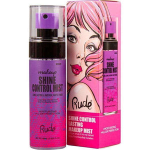 Rude - Shine Control Lasting Makeup Mist Clear 60ml $11.19 Setting Spray - Makeup Rude 764210655299 Shop Cosmetics Online Glamabox Cosmetix ☆ Best Beauty Brands! Shop Skincare, Haircare & Makeup. Find all of your Beauty needs right here. Shop Makeup with Afterpay✓ Humm✓ Laybuy✓ Free Shipping*
