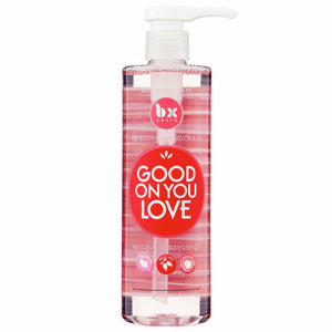 BX Earth Good on You Love Body Wash 500ml $7.99 Body Scrubs & Exfoliants BX EARTH 9310665004987 Shop Cosmetics Online Glamabox Cosmetix ☆ Best Beauty Brands! Shop Skincare, Haircare & Makeup. Find all of your Beauty needs right here. Shop Makeup with Afterpay✓ Humm✓ Laybuy✓ Free Shipping*