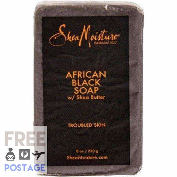 Shea Moisture African Black Soap with Shea Butter 230g $13.99 Body Wash Shea Moisture  Shop Cosmetics Online Glamabox Cosmetix ☆ Best Beauty Brands! Shop Skincare, Haircare & Makeup. Find all of your Beauty needs right here. Shop Makeup with Afterpay✓ Humm✓ Laybuy✓ Free Shipping*