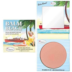theBalm - Balm Beach Long Wearing Blush 5.576g/0.197oz $23.19 Blush theBalm 681619806391 Shop Cosmetics Online Glamabox Cosmetix ☆ Best Beauty Brands! Shop Skincare, Haircare & Makeup. Find all of your Beauty needs right here. Shop Makeup with Afterpay✓ Humm✓ Laybuy✓ Free Shipping*