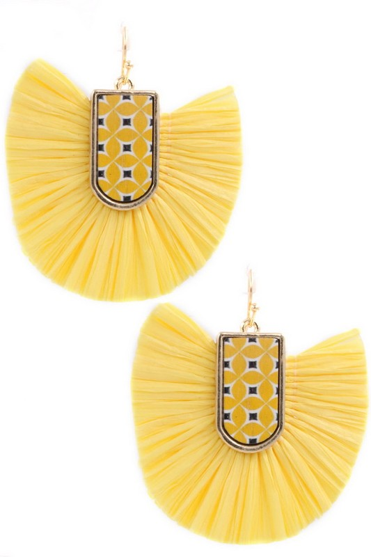 Bring the Sunshine Earrings