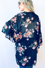 Load image into Gallery viewer, Making Me Blush Kimono
