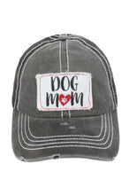 Load image into Gallery viewer, Dog Mom Hat
