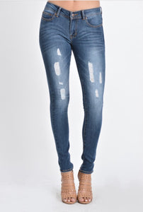 Every Day Distressed Jean