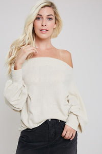 Thermal Knit Top