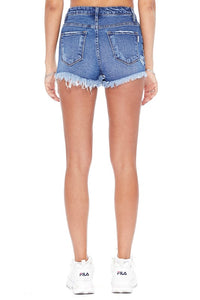 Run Away Denim Shorts