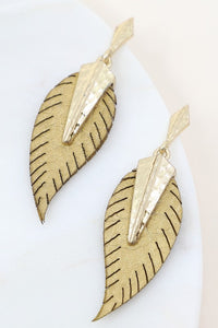 Fall Into Me Earrings
