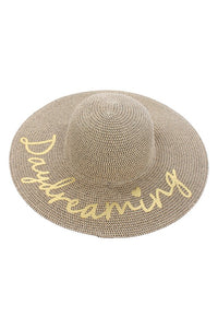 Day Dreaming Hat