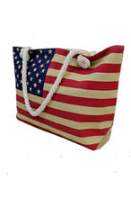 Load image into Gallery viewer, American Flag Bag