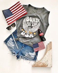 Born In the USA Tank