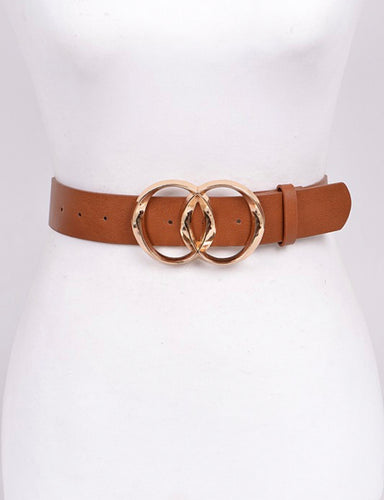 Camel Double Circle Belt