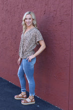 Load image into Gallery viewer, You've Been Spotted - Leopard Print Top