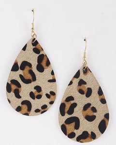 Wild Thing Earring