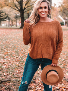 Autumn Nights Sweater