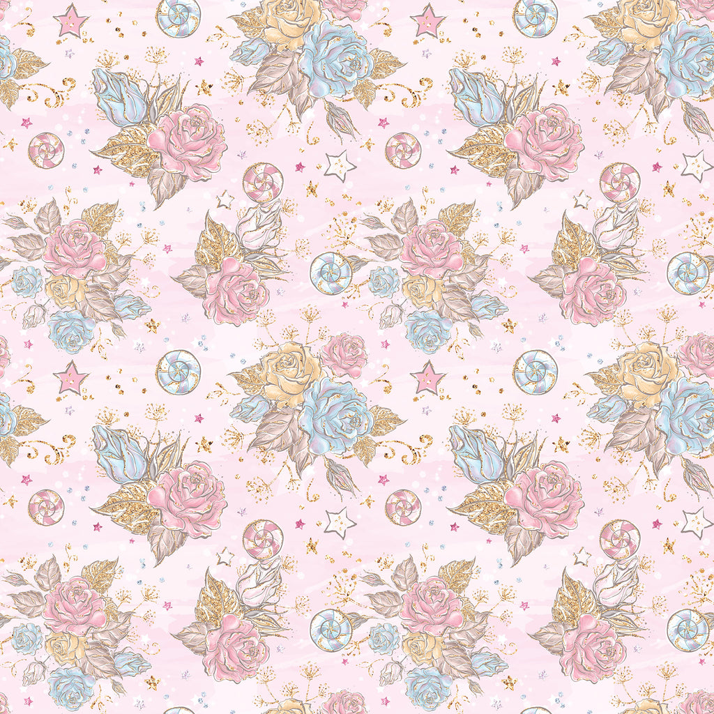Pink Candy Floral