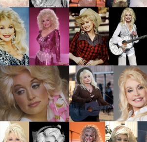 Dolly Collage
