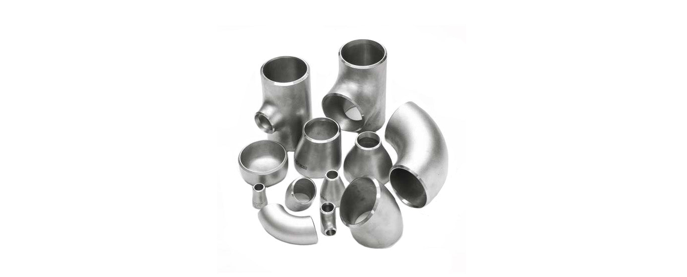 Butt-Weld Pipe Fittings - Pipe Elbow, Pipe Cap, Concentric Reducer, Eccentric Reducer