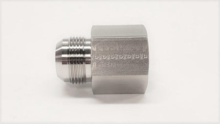 2405- Female Connector - 316SS - Jupiter Stainless & Alloy -  Buy Metals Online.