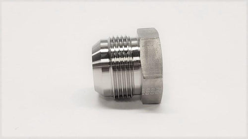 2408- Male Plug - 316SS - Jupiter Stainless & Alloy -  Buy Metals Online.