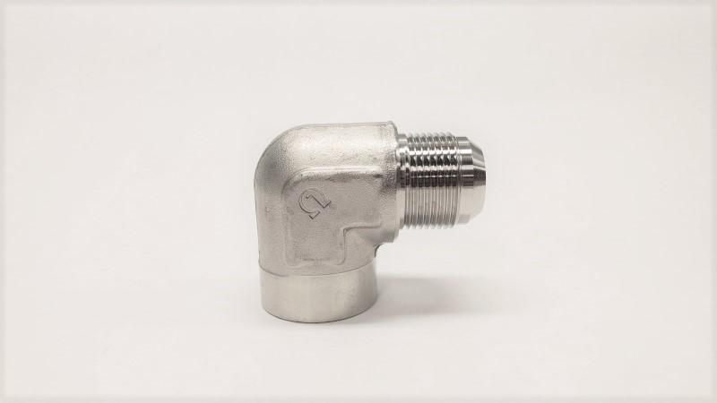 2502- 90° Female Elbow - 316SS - Jupiter Stainless & Alloy -  Buy Metals Online.