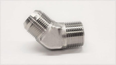 2503- 45° Male Elbow - 316SS - Jupiter Stainless & Alloy -  Buy Metals Online.