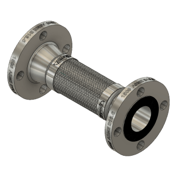 High Temperature Air and Steam Hose (Weld Neck Flanges Both Ends) - aero-flex-corp