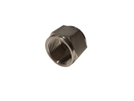 AN818 (K) - Nut, Tube Coupling - Jupiter Stainless & Alloy -  Buy Metals Online.