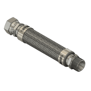 High Temperature Air and Steam Hose (NPT x FJIC) - aero-flex-corp