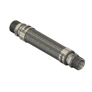 High Temperature Air and Steam Hose (NPT x NPT) - aero-flex-corp