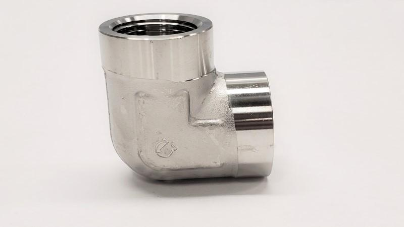 5504 - Female NPT 90° Elbow - 316SS - Jupiter Stainless & Alloy -  Buy Metals Online.