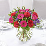 Bold and Bright Centrepiece