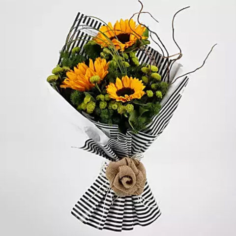 Beautiful Sunflower Bouquet