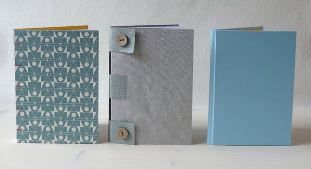 perfect bindings hand bound books bookbinding workshop models