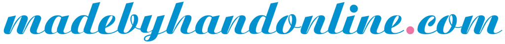 Made By Hand Online logo