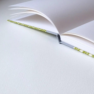 perfect bindings large sketchbook with cambridge imprint pattern paper pages