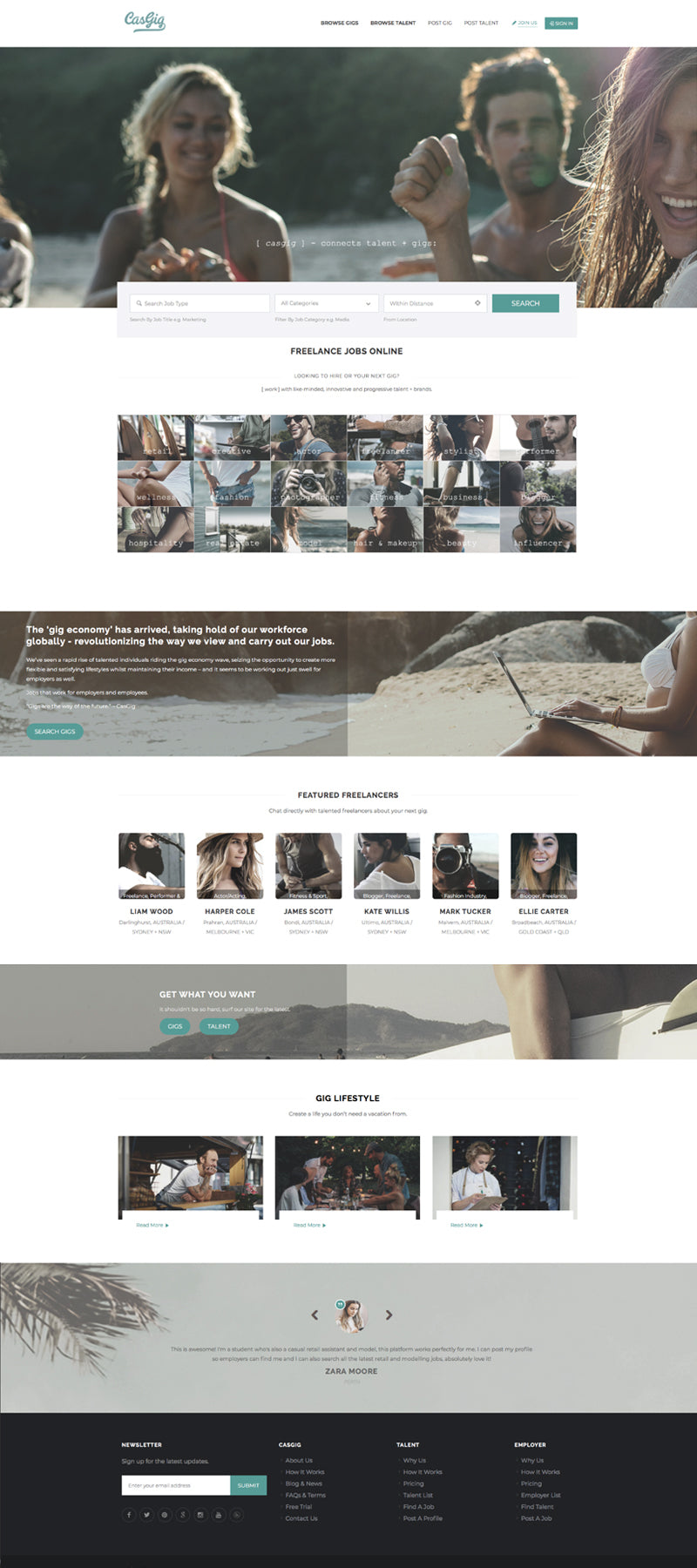 ed-it.co custom branding and website design and content