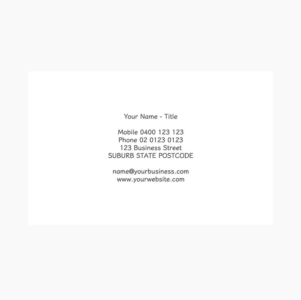 ed-it.co template business card blush - custom graphic design services