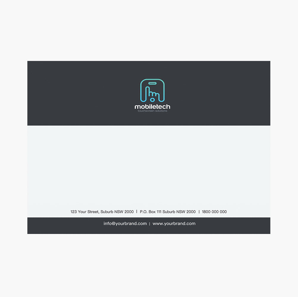 ed-it.co template notepad letterhead universal - custom graphic design services
