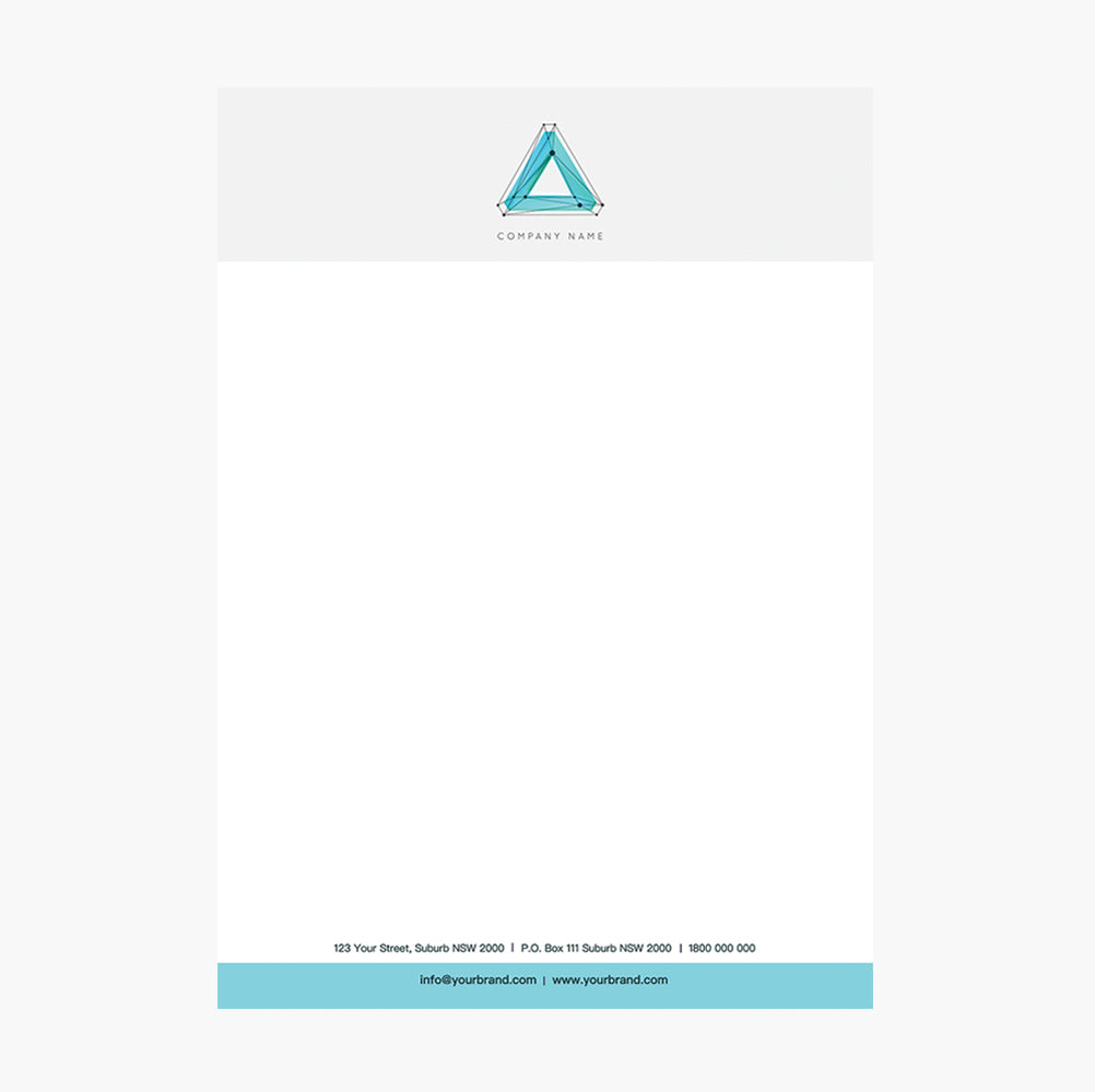 ed-it.co fresh notepad letterhead - custom creative design services