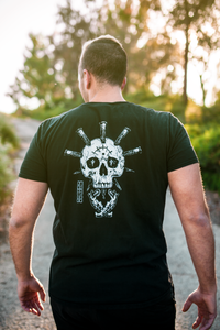 Saints Skull Short-Sleeve Unisex T-Shirt
