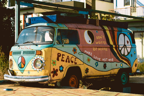 Hippie Van Life |  | Made In Mexico