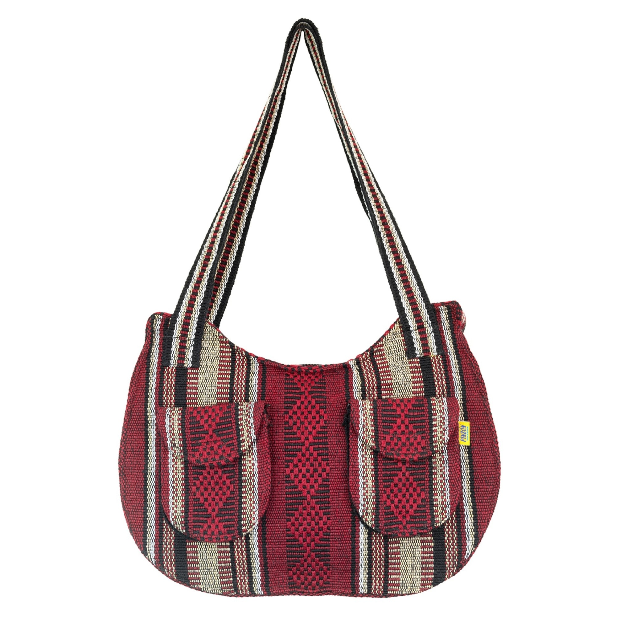 Boho Bag Brown - MADEINMEXI.CO