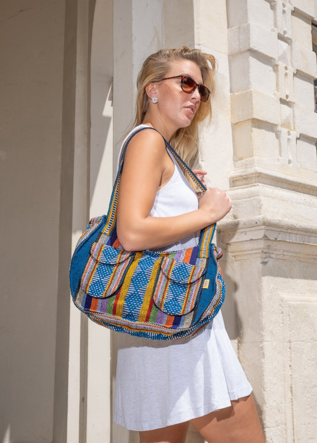 BOLSA DE DAMA Burst of Colours - MadeInMexi.co