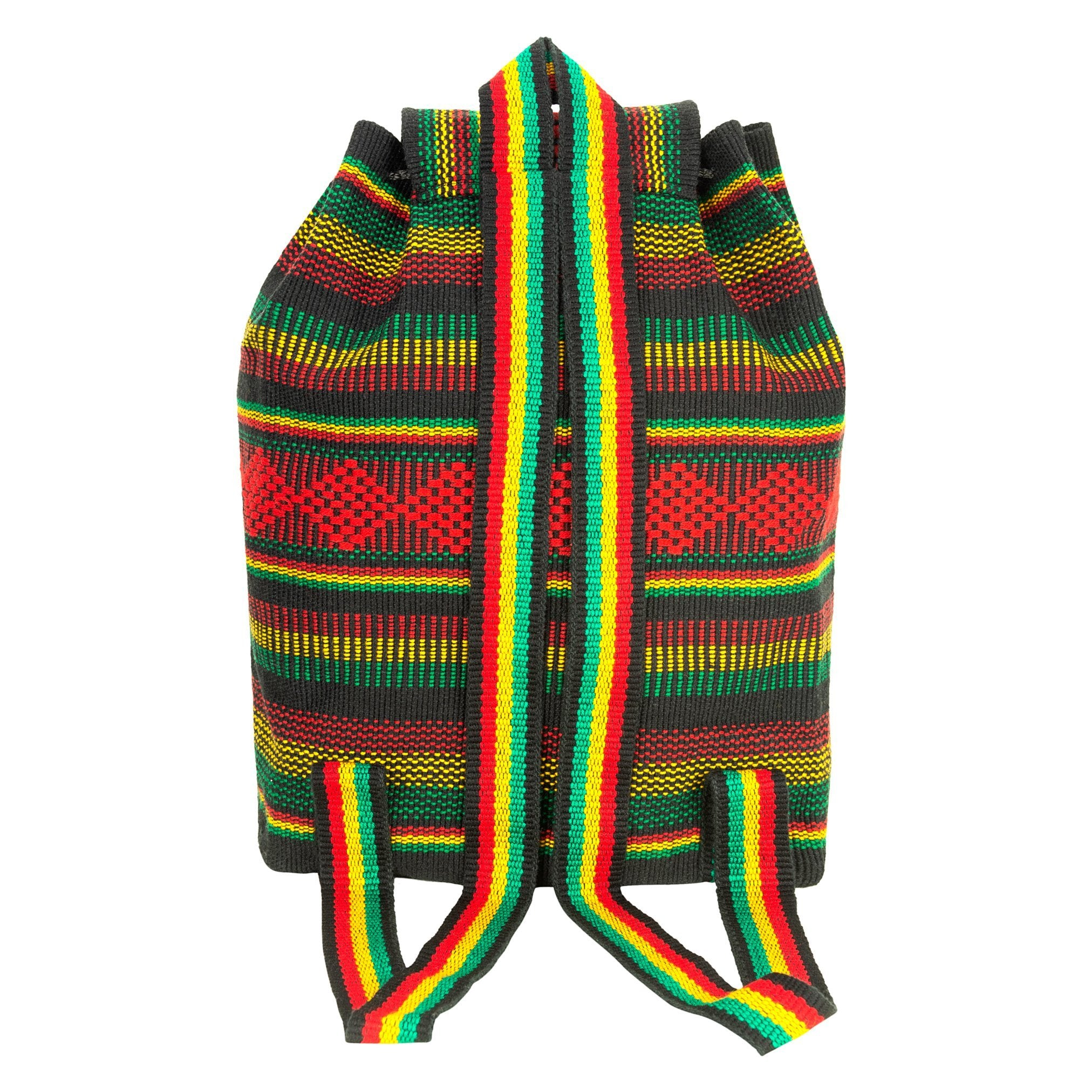 Pinzon Escolar Bob Marley Canvas Backpack | MADEINMEXI.CO