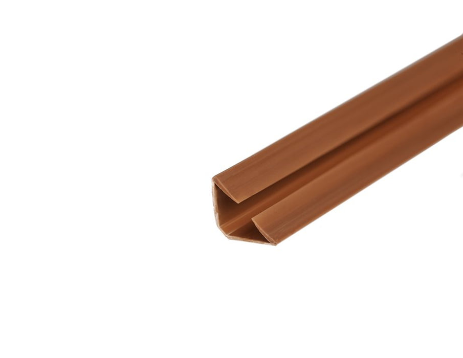 Lorient LAS1212 (12mm x 12mm) 2.1m Length - Brown